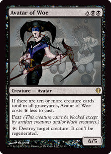 Avatar of Woe
