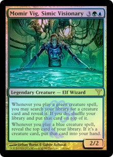 Momir Vig, Simic Visionary