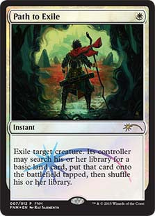 Path To Exile (FNM Foil)