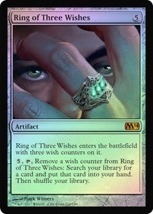 Ring of the Three Wishes