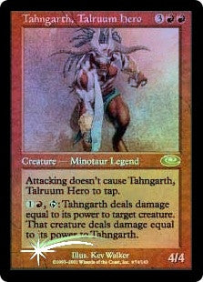 Tahngarth, Talruum Hero (Alternate Art)
