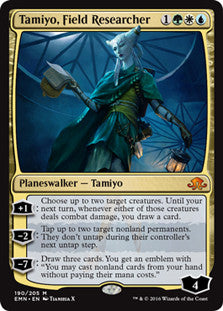 Tamiyo, Field Researcher