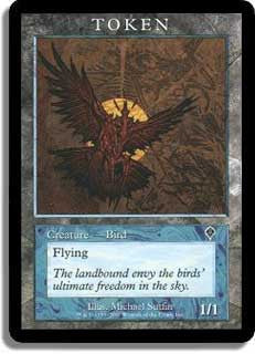 Bird Token (Invasion)