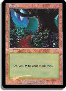 Forest (Arena 2002 Foil - Beta)