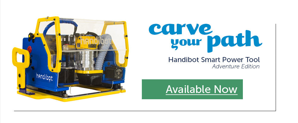 Buy the Handibot Smart Power Tool Adventure Edition