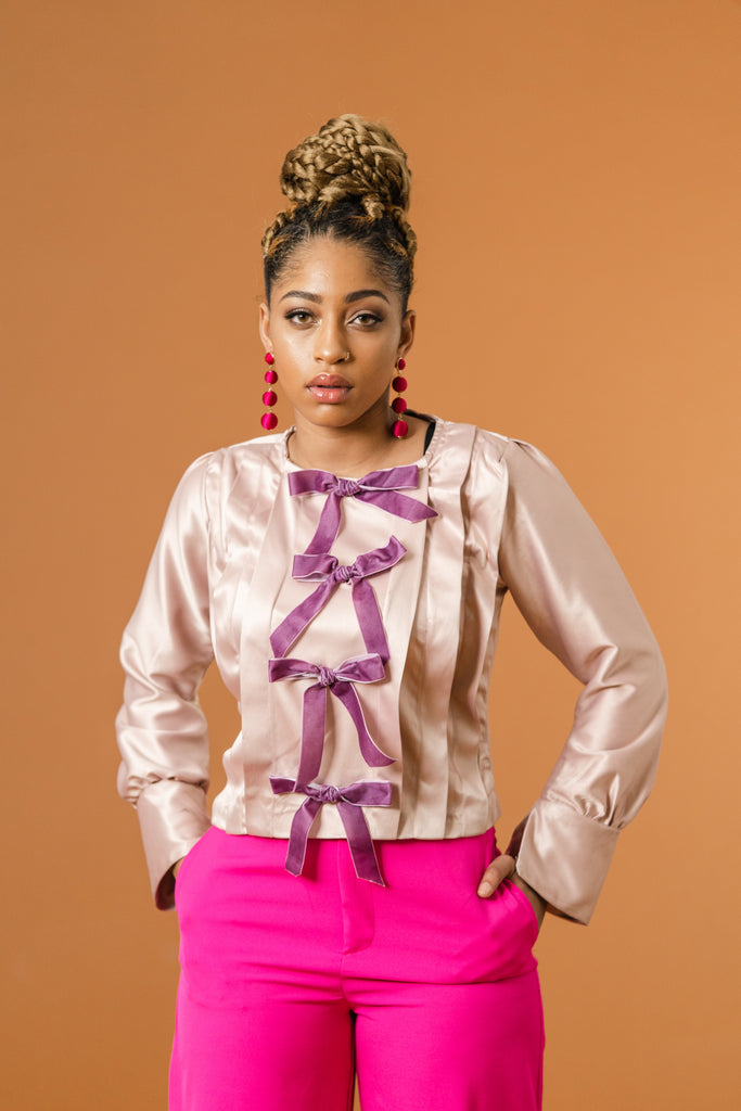 Kemi Bow Top
