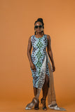 Adanma Multi Tie Dress