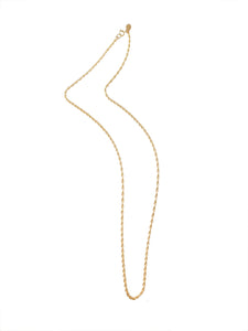 Corda Chain Necklace