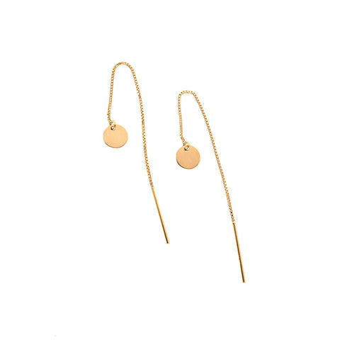 Constellation Earrings- Circle