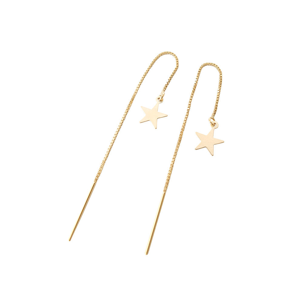 Constellation Earrings- Star