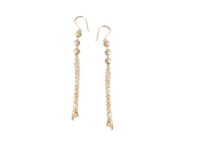 Trevi Earrings- Circle