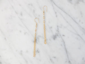 Trevi Earrings- Seed