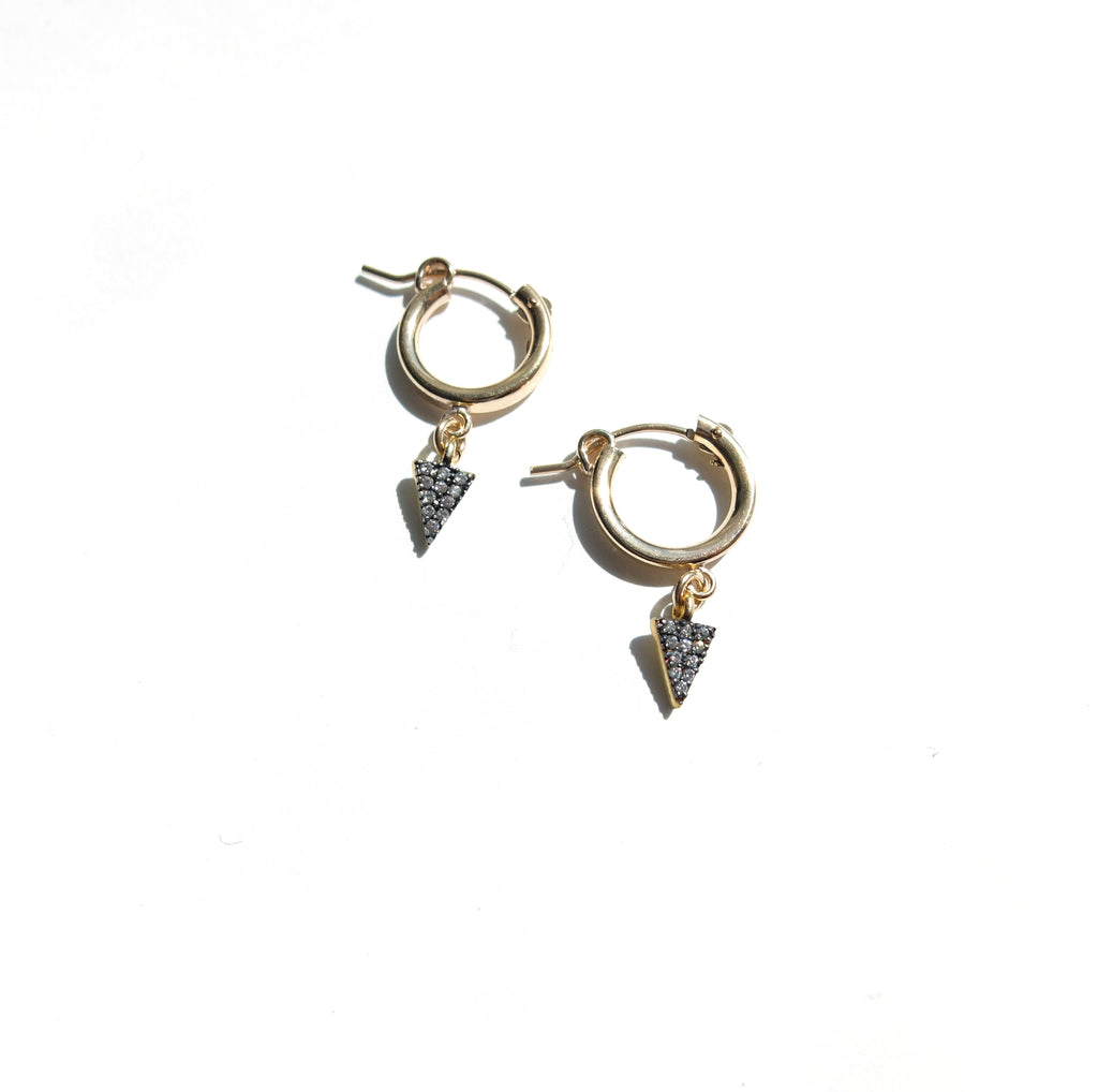 Trifecta Earring