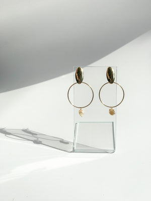 Saluto Earrings
