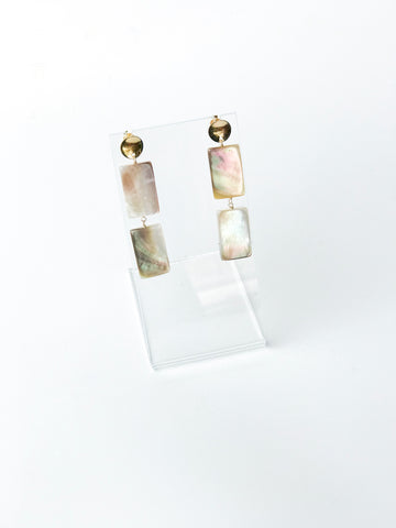 Structure Earrings