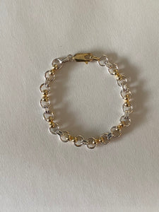 Ball and Chain 2 Bracelet