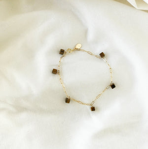 Vista Bracelet- Tiger's Eye