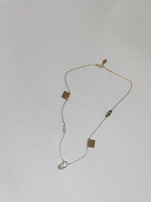 Speckle Necklace 1