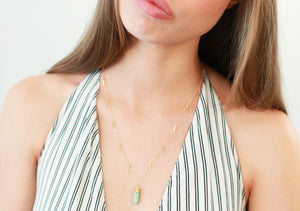 Vine Necklace