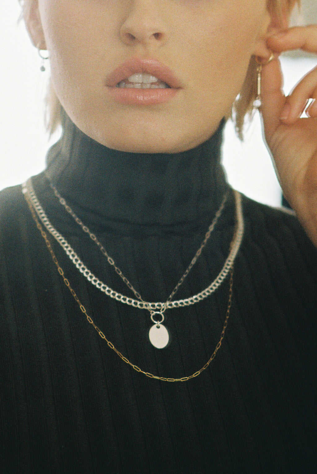 Glades Chain Necklace