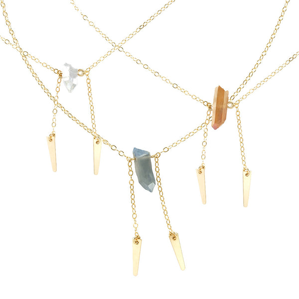 Windchime Necklace- more colors!