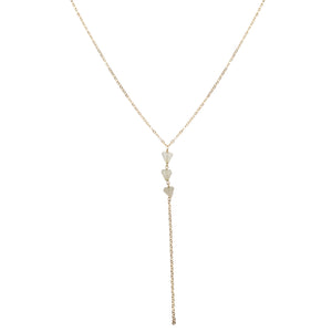Trevi Necklace- Moonstone