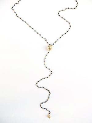 Ethos Y-Necklace