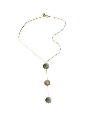Row Necklace- More Colors!