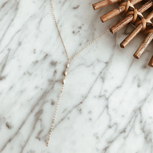 Trevi Necklace- Seed