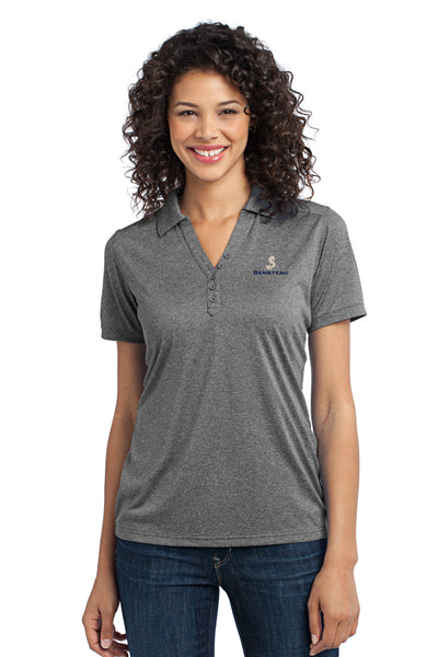 Performance Cross Dye Polo