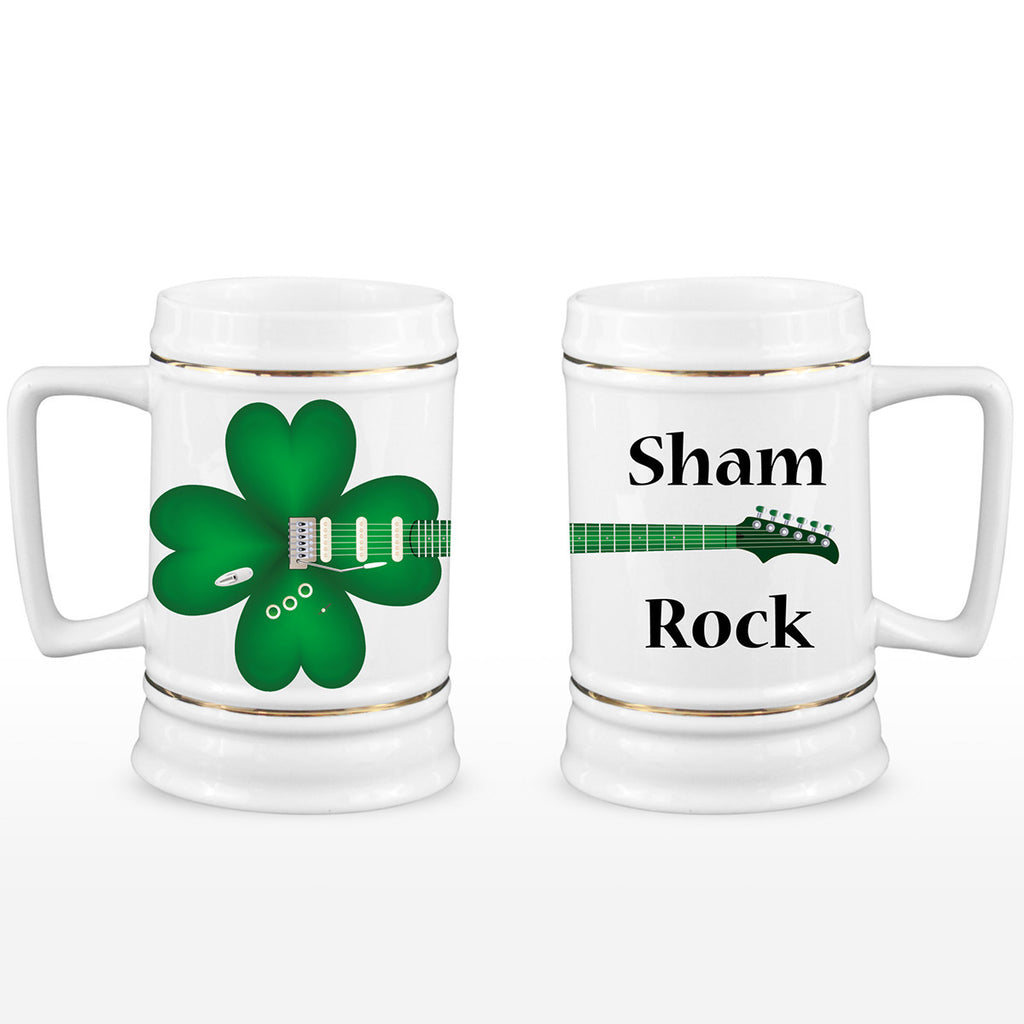 St. Paddy's Day Mugs and Beer Stein