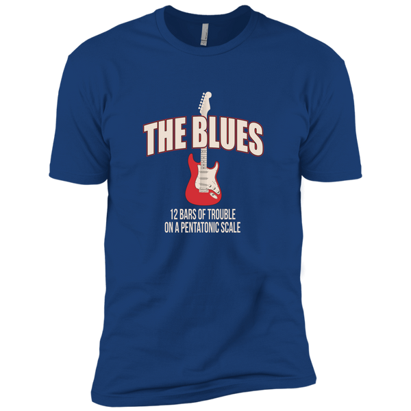 The Blues Premium Tee