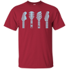 Guitar Headstock Shirt (Right Handed)