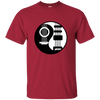 Yin Yang Guitar Basic T-Shirt