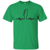 Fender Strat Heartbeat Shirt