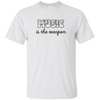 Music is the Weapon Basic T-Shirt