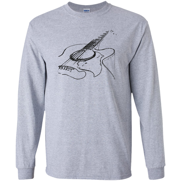 Acoustic Guitar Long Sleeve