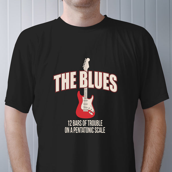 The Blues Basic T-Shirt