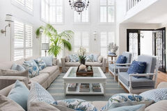 Interior Design by Luxe Furniture in Palm Beach