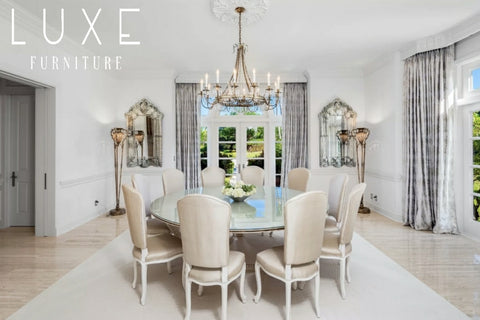 Luxe furniture interior design Palm beach