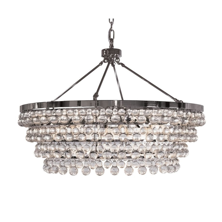 Round Arabella Chandelier by Luxe Lighting