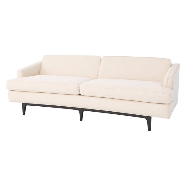 Global views crescent sofa