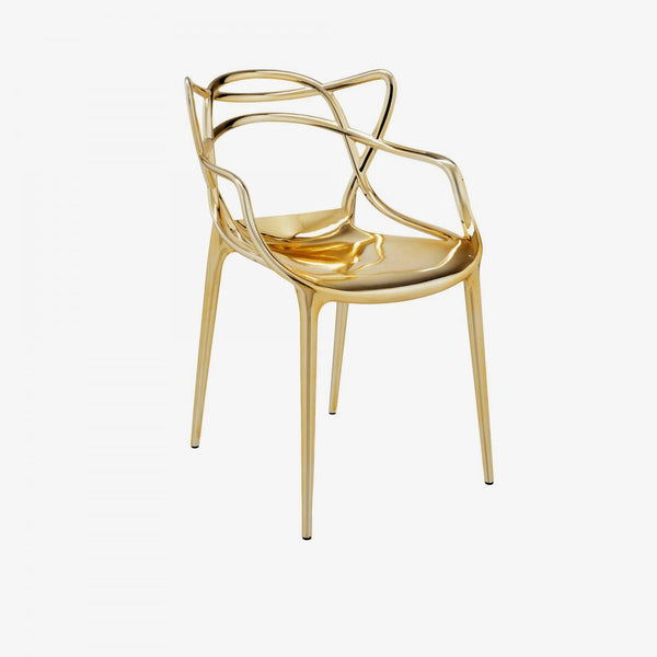 Pair of Masters Chairs by Philippe Starck