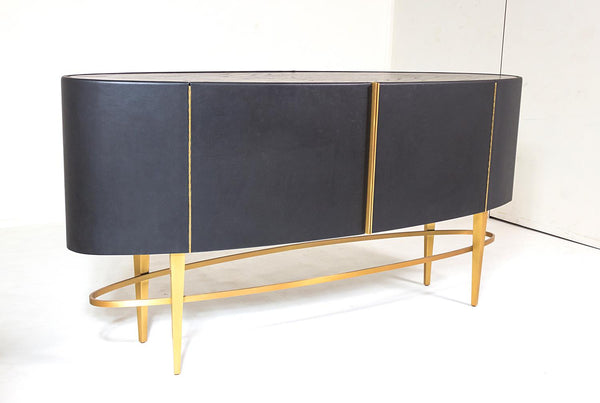 Ellipse Sideboard - Ebony