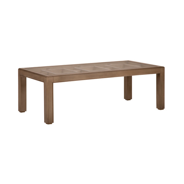 Albers Cocktail Table - Choice of Finish - Rectangle