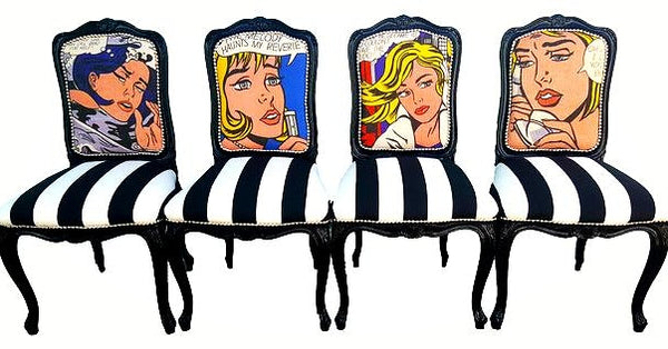 Pop Art Chair