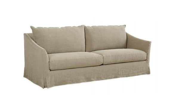 Luxe Slipcovered Sofa - Choice of Fabric