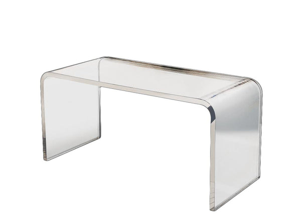 Waterfall Lucite Desk - 54""