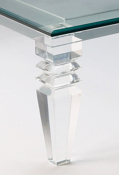acrylic table leg