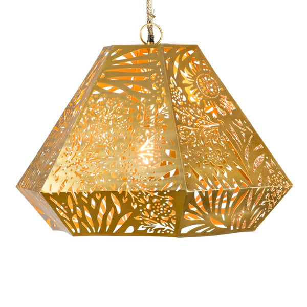 Marigold Pendant Light - Gold